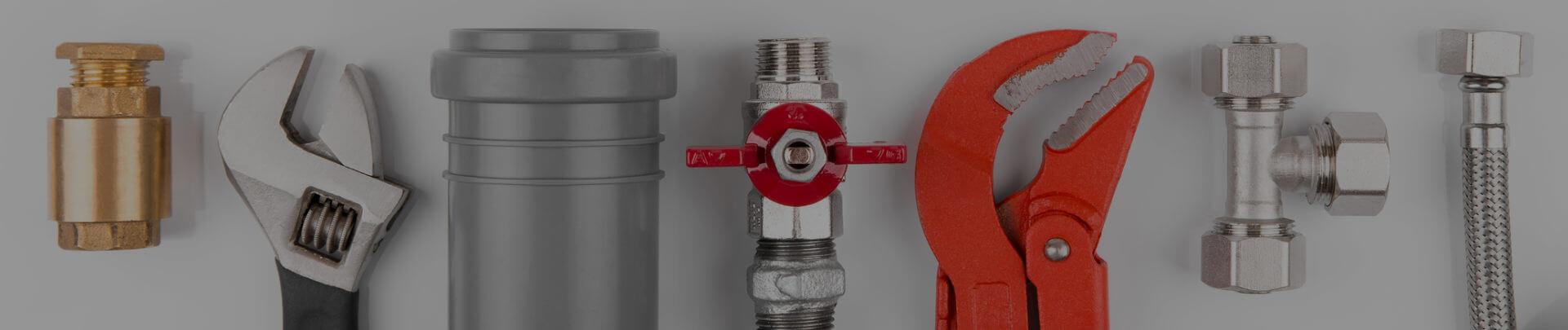 klucze i gwinty hydrauliczne